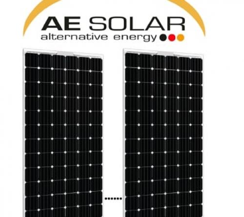 Tấm pin AE Solar 445w | AE445HM6L-72 Mono Half Cel