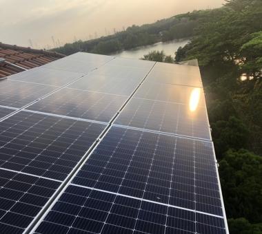 Hệ Thống Điện Mặt Trời Hòa Lưới - xã Suối Cao, Huyện Xuân Lộc, Tỉnh Đồng Nai
