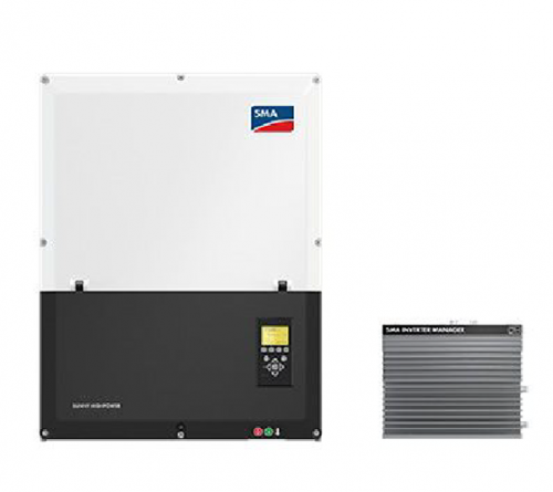 INVERTER SMA SUNNY HIGHPOWER PEAK1 75KW