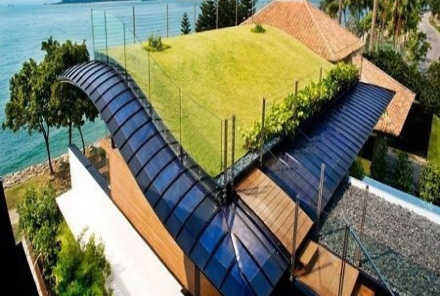 Mái nhà của bạn có thể trồng được 100 cây xanh
